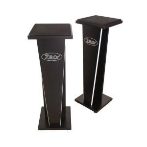 Zaor Studio Furniture/MIZA Stand V36ペア(高さ90cm) Black Cherry|mmo