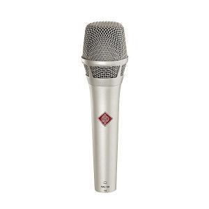 厳しい条件のライブ ステージでの人間の声を最適に伝送するために開発されました。