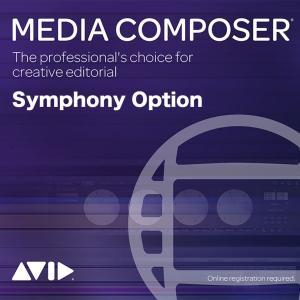 Avid v/Media Composer Perpetual | Symphony Option Floating License: 50 Pack【永続ライセンス】【フローティング】【パッケージ版】