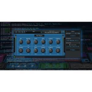 Blue Cat Audio/Blue Cat's Plug'n Script V3【オンライン納品】 mmo