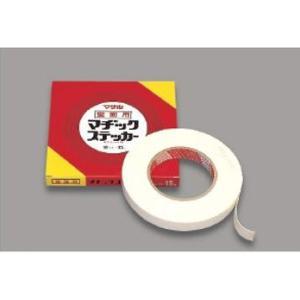 マサル工業株式会社 テープ類 壁面用マヂックステッカー 25mm(25KMS)  ※ メーカーから直...