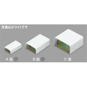 マサル工業 メタルモール付属品 ジョイントカップリング A型 A101|mmq