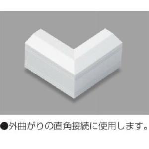 マサル工業 エフモール付属品 デズミ 2号 FMD2 mmq