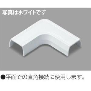 マサル工業 エフモール付属品 マガリ 1号 FMM1 mmq
