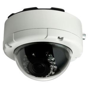 〔送料無料〕 マスプロ 屋内・屋外設置対応 ドーム型 ネットワークカメラ TS3DC2P|mmq