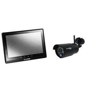 〔送料無料〕 マスプロ モニター&ワイヤレスフルHDカメラセット WHC10M2|mmq