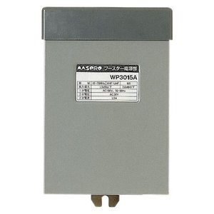 〔送料無料〕 マスプロ 電源供給器 (ブースター電源部) WP3015A (AC30V)|mmq