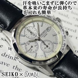 セイコー 逆輸入 海外モデル クロノグラフ SEIKO メン...