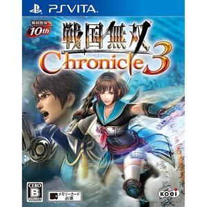 Vita ソフト 戦国無双 クロニクル3 通常版 PSVita / 新品 ゲーム