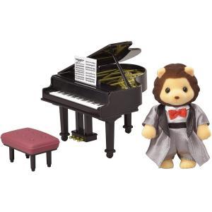 シルバニアファミリー タウンシリーズ 街の音楽会セット-グランドピアノ- TS-05
