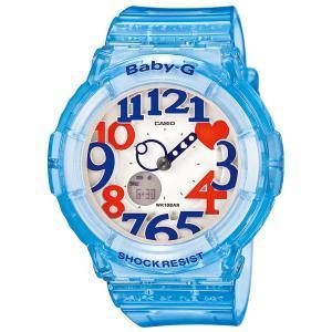 カシオ【Baby-G】ジェリー・マリン・シリーズ青◆BGA-131-2BDR/BGA-131-2BJF|mmworld