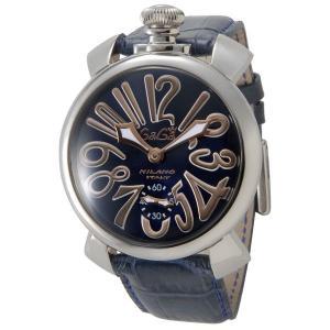 ガガミラノ GAGA MILANO MANUALE 手巻き 腕時計 5010.5/5010-5/50105 mmworld