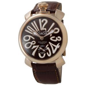 ガガミラノ GAGA MILANO MANUALE 手巻き 腕時計 5011.1/5011-1/50111 mmworld