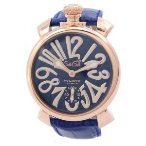 ガガミラノ GAGA MILANO MANUALE 手巻き 腕時計 5011.5/5011-5/50115 mmworld