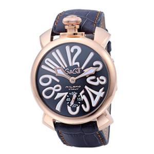 ガガミラノ GAGA MILANO MANUALE 手巻き 腕時計 5011.7/5011-7/50117 mmworld
