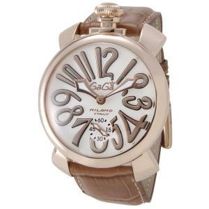 ガガミラノ GAGA MILANO MANUALE 手巻き 腕時計 5011.8/5011-8/50118 mmworld