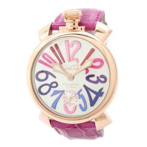 ガガミラノ GAGA MILANO MANUALE 手巻き 腕時計 5011.9/5011-9/50119 mmworld