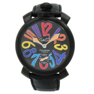ガガミラノ GAGA MILANO MANUALE 手巻き 腕時計 5012.3/5012-3/50123 mmworld