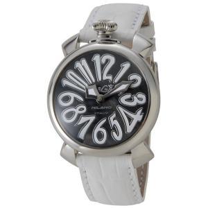 ガガミラノ GAGA MILANO MANUALE クォーツ 腕時計 5020.4/5020-4/50204 mmworld