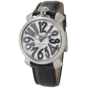 ガガミラノ GAGA MILANO MANUALE クォーツ 腕時計 5020.5/5020-5/50205 mmworld