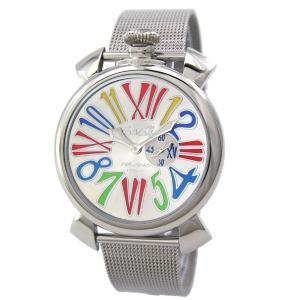ガガミラノ GAGA MILANO SLIM クォーツ 腕時計 5080.1/5080-1/50801 mmworld