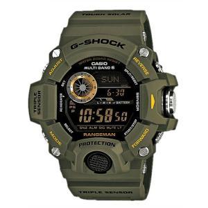 カシオ【G-SHOCK】電波ソーラーレンジマン◆GW-9400-3DR/GW-9400J-3JF mmworld
