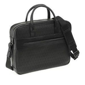 ダンヒル  メンズ ブリーフケース ビジネスバッグ ブラック L3K741A|mmworld
