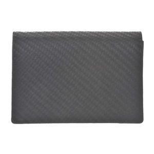 ダンヒル CHASSIS メンズ カードケース 名刺入れ ブラック L2J280A|mmworld