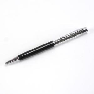 スワロフスキー Crystalline Lady ボールペン クリスタルの輝き オシャレ・モテアイテム Black Diamondクリスタル・ボールペン 1172568|mmworld