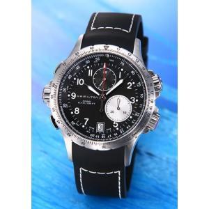 ハミルトン 腕時計 Khaki カーキETO メンズラバー H77612333|mmworld