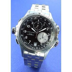 ハミルトン 腕時計 Khaki E.T.O(カーキE.TO) メンズブレス H77612133|mmworld