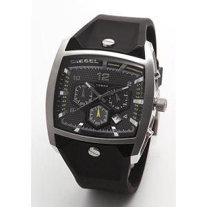 ディーゼル メンズ 腕時計 Analog(アナログ) クロノグラフ・ラバーストラップウオッチ DZ4165|mmworld
