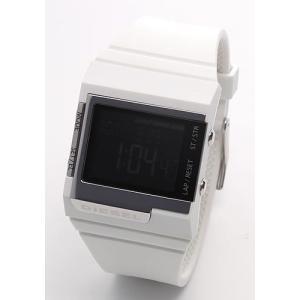ディーゼル メンズ 腕時計 Digital(デジタル) ラバーストラップウオッチ DZ7131|mmworld