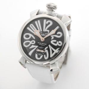ガガミラノ MANUALE 48MM ステンレス(マヌアーレ) 独特の洗練されたデザインが魅力 注目人気ウオッチ 5010.6 mmworld
