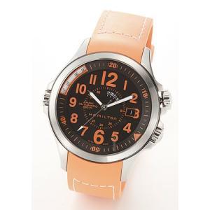 ハミルトン メンズ 腕時計 KHAKI(カーキ・コレクション)AVIATION Khaki GMT Air Race(カーキGMTエアレース) H77695833|mmworld