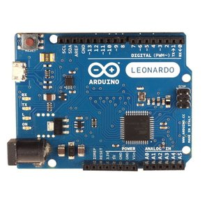 Arduino Leonardo 開発ボード ソケット・ヘッダ付 arduinoleonardo|mnet