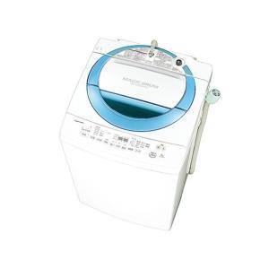 AW7D3ML 東芝 7.0kg 全自動洗濯機 シャイニーブルー AW7D3ML|mnet
