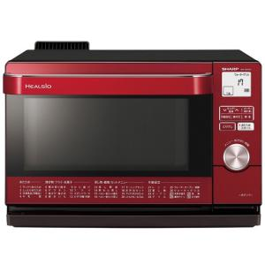 AXCA100R シャープ ヘルシオ 電子オーブンレンジ レッド系 AXCA100R|mnet