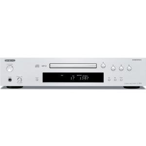 C7070S ONKYO DIDRC搭載 CDプレーヤー 音楽CD CD-R/RW再生対応 C-7070(S) C7070S|mnet
