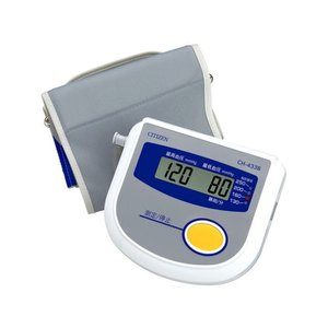 CH433B シチズン 簡単操作で快適測定 上腕式 血圧計 CH433B|mnet
