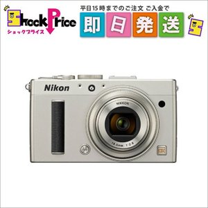 COOLPIXASL Nikon デジタルカメラ COOLPIX A 18.5mm f/2.8 NIKKORレンズ搭載 シルバー COOLPIXASL|mnet