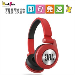 E40BTRED JBL Synchros E40BT ワイヤレスヘッドホン 密閉型/オンイヤー/Bluetooth レッド E40BTRED|mnet