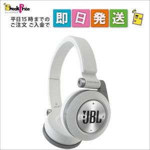 E40BTWHT JBL Synchros E40BT ワイヤレスヘッドホン 密閉型/オンイヤー/Bluetooth ホワイト E40BTWHT|mnet