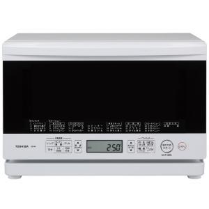 ERM6W 東芝 スチームオーブンレンジ 23L グランホワイト ER-M6-W 石窯オーブン|mnet
