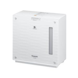 FE-KXK05 Panasonic 気化式加湿機 加湿+ナノイーでうるおい効果2倍 ホワイト FE-KXK05|mnet