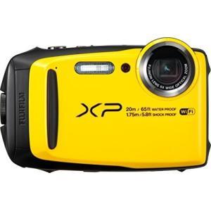 FXXP120Y FUJIFILM デジタルカメラ XP120 イエロー 防水 FX-XP120Y mnet