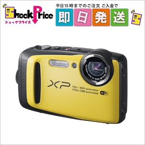 FXXP90Y FUJIFILM デジタルカメラ XP90 防水 イエロー FXXP90Y|mnet