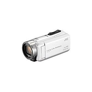 GZE380S JVC KENWOOD ビデオカメラ Everio 内蔵メモリー8GB シルバー GZ-E380-S|mnet