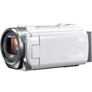 GZE765W JVC Everio ビデオカメラ 光学38倍 GZ-E765-W|mnet