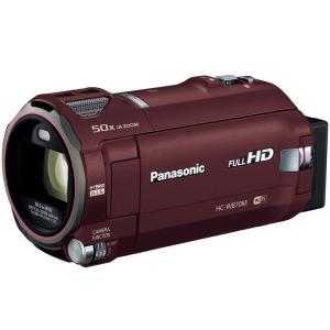 HCW870MT パナソニック HDハイプレシジョンAF搭載 フルHDビデオカメラ ブラウン HCW870MT|mnet